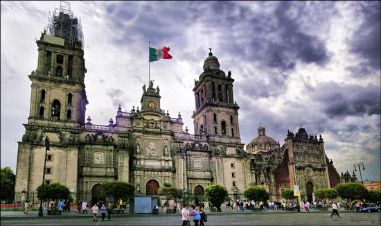 Resultado de imagen para catedral del zócalo